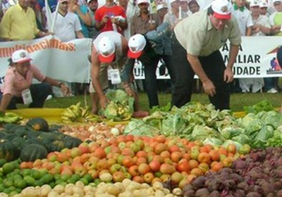 La soberanía alimentaria como eje de la nueva noción de desarrollo