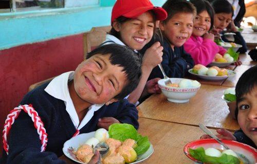 Perú: aprueban ley de seguridad alimentaria y nutricional