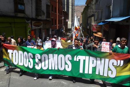 Ecología política de los bosques y el TIPNIS