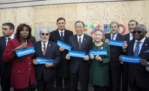 En el Día Mundial de la Alimentación, la meta es la misma
