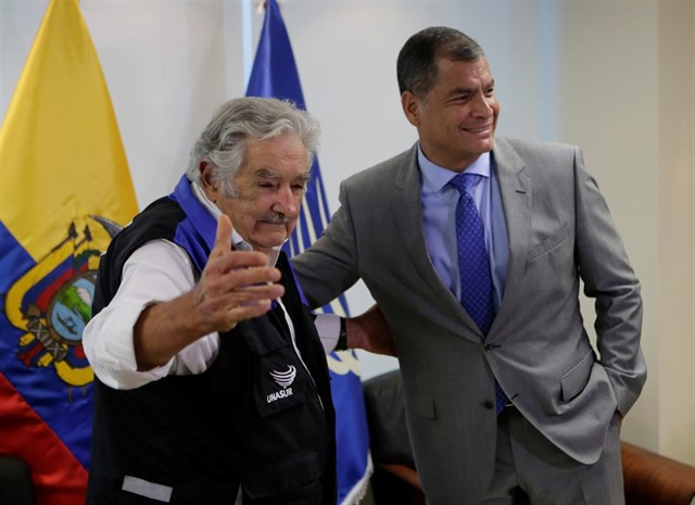 Extractivismos agrarios: desarrollo y políticas agrícolas en Ecuador y Uruguay